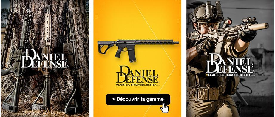 Daniel Defense - Lighter. Stronger. Better.