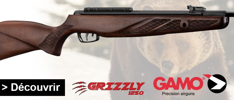 Carabine GAMO Grizzly 1250
