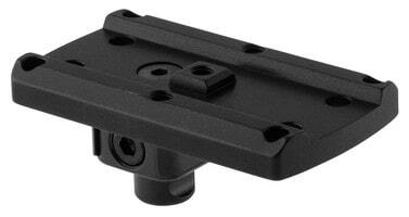 Photo Mak Adaptateur Micro Aimpoint Embase Leupold
