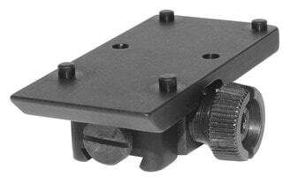 Photo 2800/056 Montage Compact Point pour rail de 14.5mm