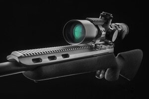 Photo Rail tactique type Picatinny Remington 700