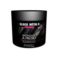 Photo BLACK METAL G bronzage à froid en gel 250 Ml