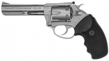 Revolver Pathfinder barrel 4 inches 6 strokes 22 LR