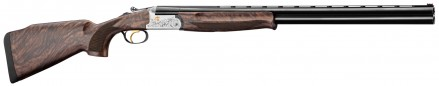 Ergal Compact Superimposed Fair Shotgun for women - Cal 20/76