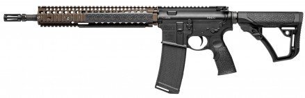 Semi-automatic carbine M4A1, Black - FDE 14.5 '' cal. 5.56