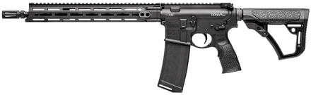 Photo Rifle M4 semi-automatic SLW black barrel of 14.5 inches cal. 5.56