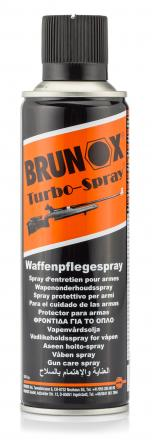Photo Huile Brunox Turbo-Spray en aérosol 300ml