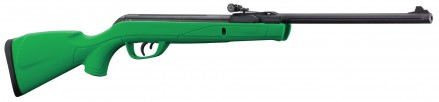 GAMO Delta Green synthetic rifle -4.5m / m - 7.5 joules
