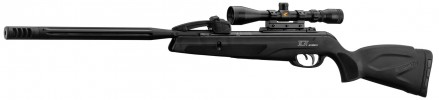 Gamo Black carbine 10x Maxxim IGT 29 d. 10 shots in 4.5mm caliber bezel 3-9 x 40 WR