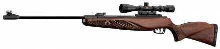 Carabine Gamo Grizzly 1250 Cal 5.5 36 Joules + lunette 3-9x40 WR