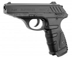 Photo Pistolet GAMO P25 BLOWBACK - cal. 4,5 - 3,98 joules - CO2