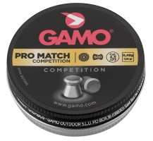 Photo Plombs PRO MATCH COMPETITION 4,5 mm - GAMO