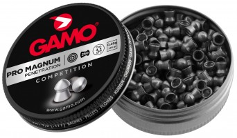 Plombs PRO MAGNUM PENETRATION 4,5 mm - GAMOPlombs PRO MAGNUM PENETRATION 4,5 mm - GAMO