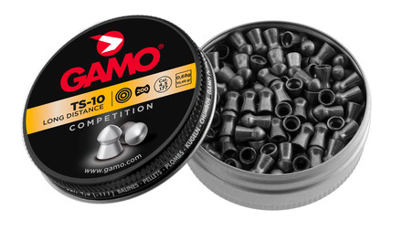 Plombs TS-10 Longue distance 4,5 mm - GAMO