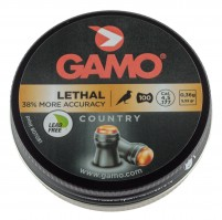 Plombs LETHAL - MORE PENETRATION 4,5 mm - GAMO