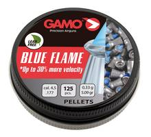 Plombs BLUE FLAME - MORE VELOCITY 4,5 mm - GAMO