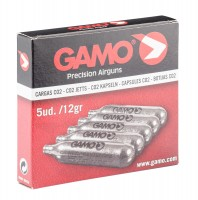 Photo GAMO Recharge CO2 - 5 Capsules