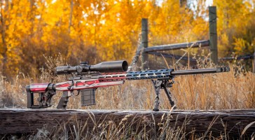 AMERICAN FLAG Howa Shooting Rifle Pack
