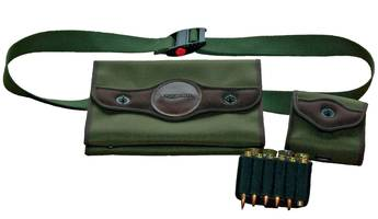 Photo Niggeloh - Set de Transport «All Around II» (ceinture & sac chasse & insert cartouche)