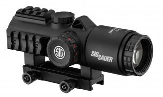 Photo Point rouge SIG Sauer - BRAVO 3  3x30