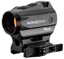 Photo Red Dot ROMEO 4 SIG SAUER circle