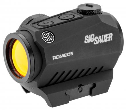 Photo Point rouge SIG Sauer - ROMÉO 5 1 x 20 mm.