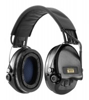 Photo CASQUE ACTIF SUPREME PRO NOIR - MSA SORDIN + COUSSINETS