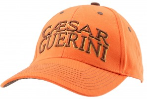 Photo Casquette Caesar Guerini orange