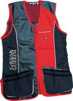 Photo Gilet de tir Guérini Rouge