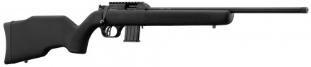Photo CARABINE 22LR WEBLEY & SCOTT steel barrel