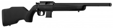Photo CARABINE 22LR WEBLEY & SCOTT Carbon barrel