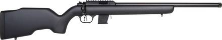 Photo Carabine 17 HMR Webley & Scott Carbon barrel