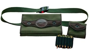 Niggeloh - Set de Transport «All Around II» (ceinture & sac chasse & insert cartouche)