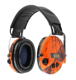 CASQUE AUDIO AMPLIFIÉ MSA SUPREME PRO X CAMO ORANGECASQUE AUDIO AMPLIFIÉ MSA SUPREME PRO X CAMO ORANGE