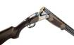 Photo DC12-10-Fusil Fair superposé - Classic Acier - Extracteur - Bascule silver