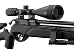 Photo G1631P-3-Gamo Pack HPA PCP +6-24x50 + Pompe + Flexible + silencieux + bipieds