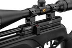 Photo G1631P-6-Gamo Pack HPA PCP +6-24x50 + Pompe + Flexible + silencieux + bipieds