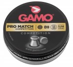 Photo G3150 Plombs PRO MATCH COMPETITION 4,5 mm - GAMO