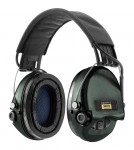 Photo SOR500X-Pack MSA Chasse : Casque + Talkie + Cordon microordon