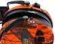 Photo CASQUE SUPREME PRO X CAMO ORANGE + Coussinets Silicone