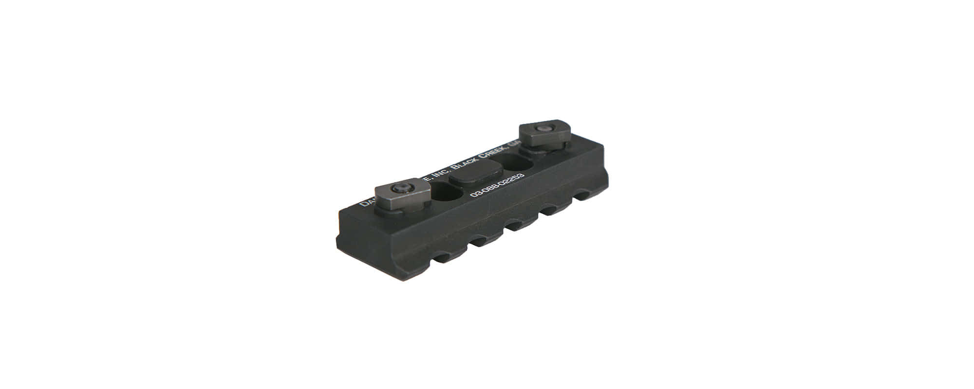 DDZ005-2-M-LOK rail section (21mm) - DDZ005