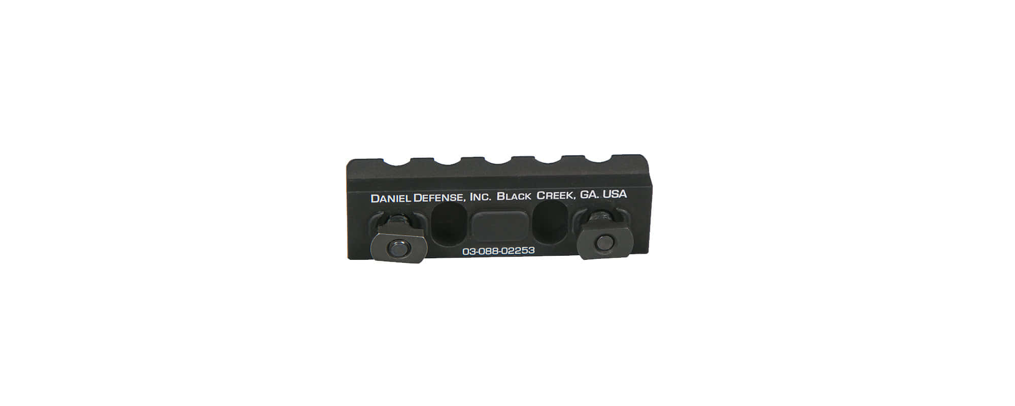 DDZ005-4-M-LOK rail section (21mm) - DDZ005