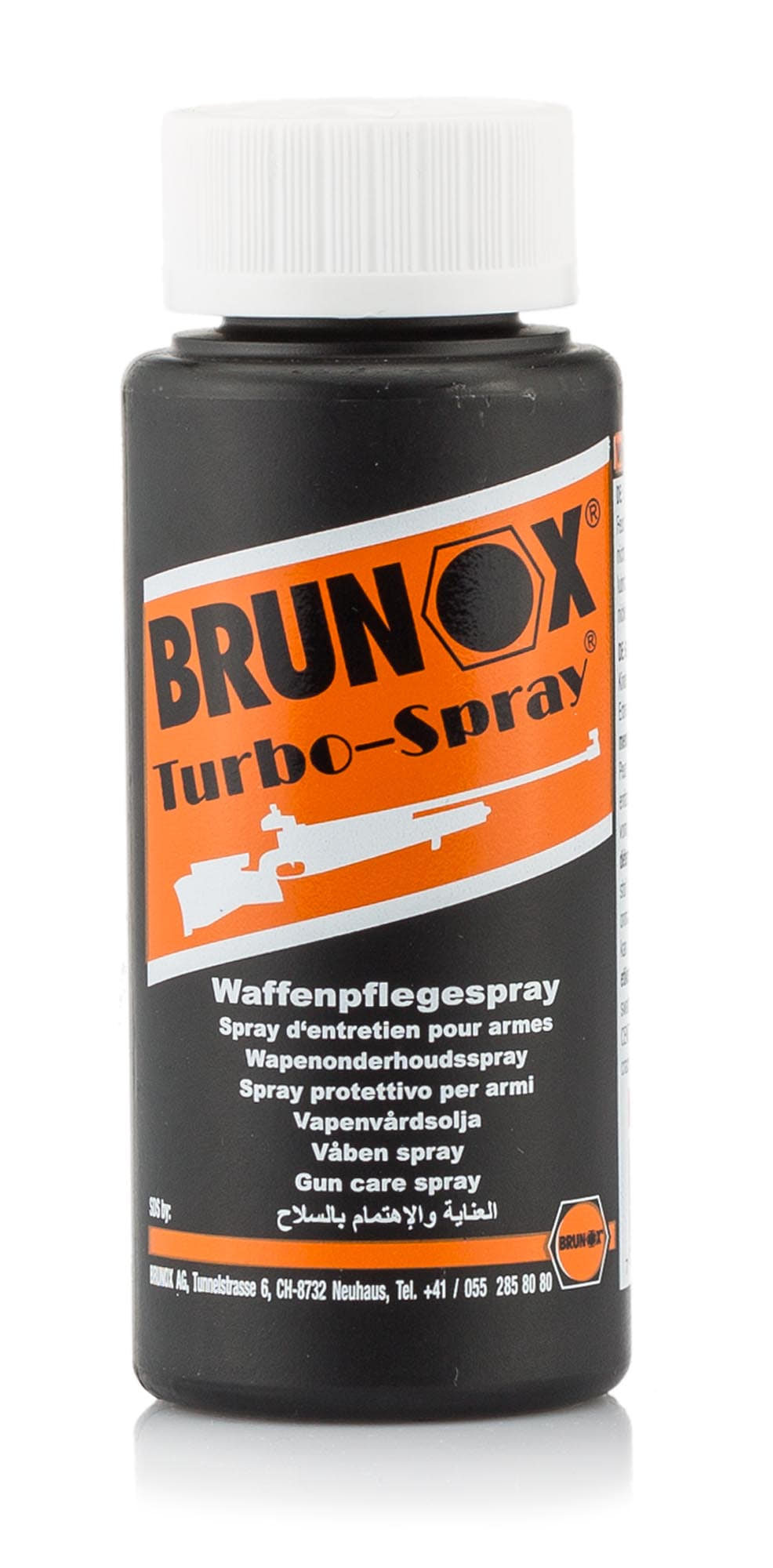 EN6505-Huile Brunox Turbo-Spray en tube de 100 ml - EN6505
