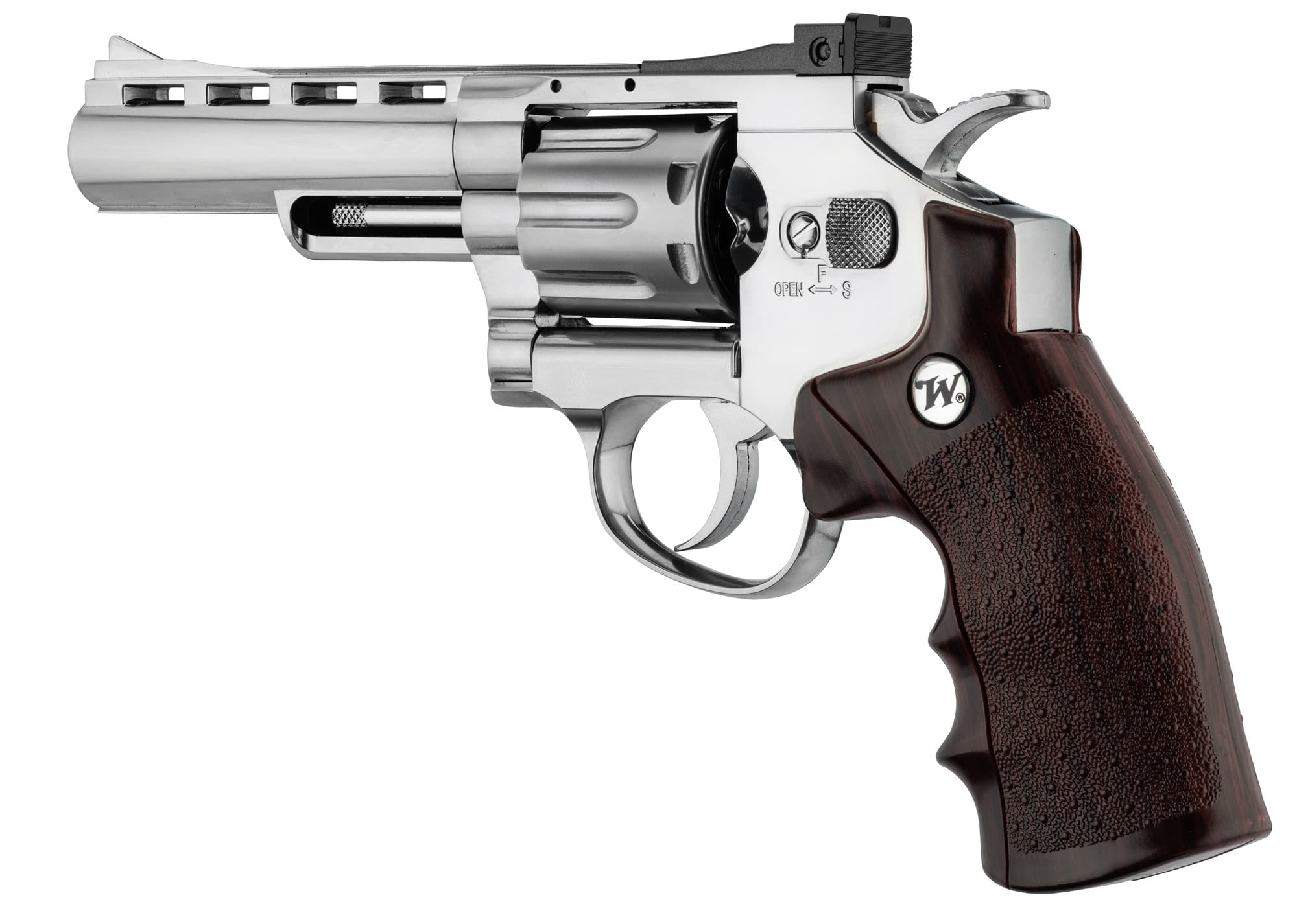G2500-3 Revolver Winchester Cal 4.5 mm  à CO2 - G2500