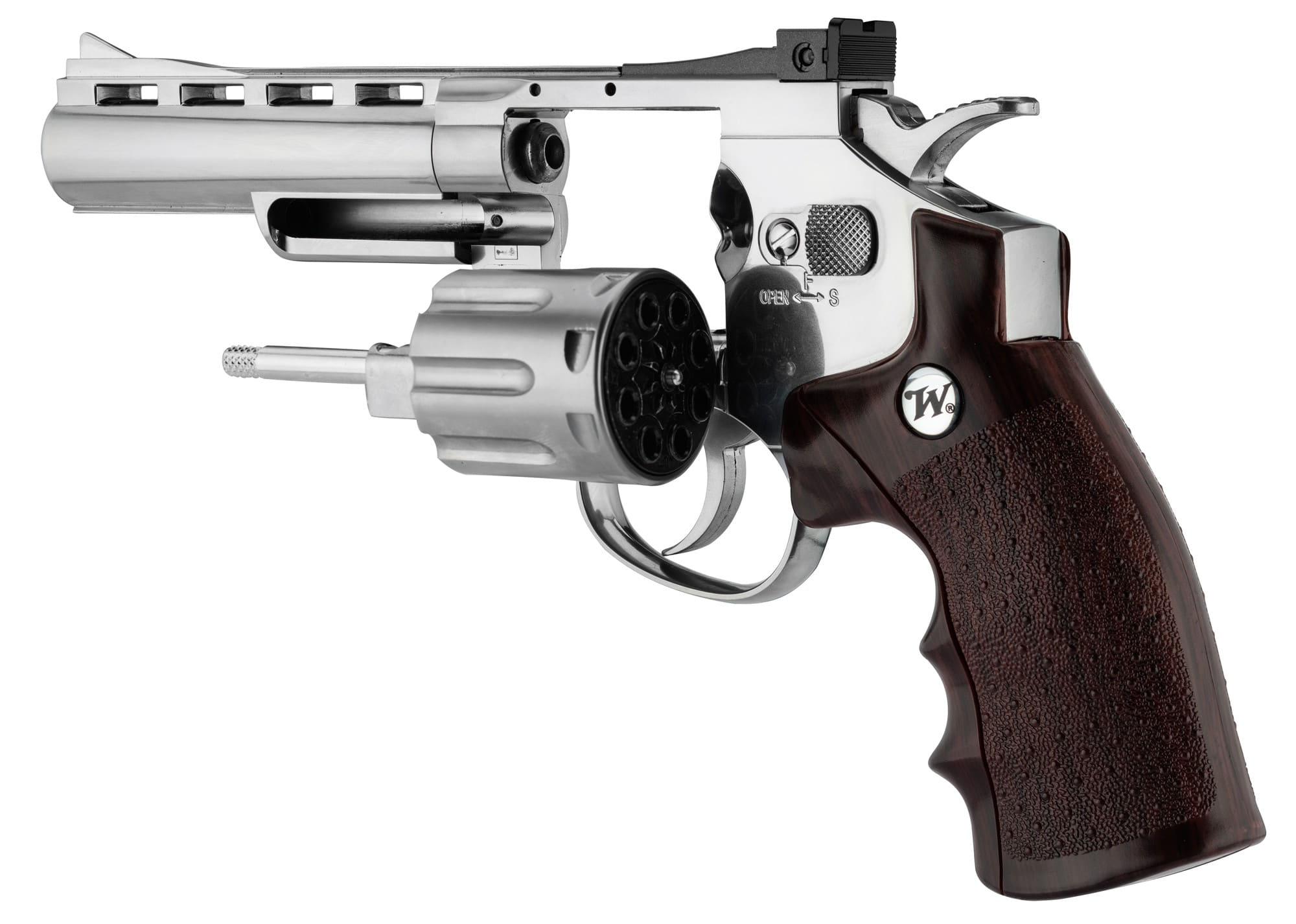 G2500-4 Revolver Winchester Cal 4.5 mm  à CO2 - G2500