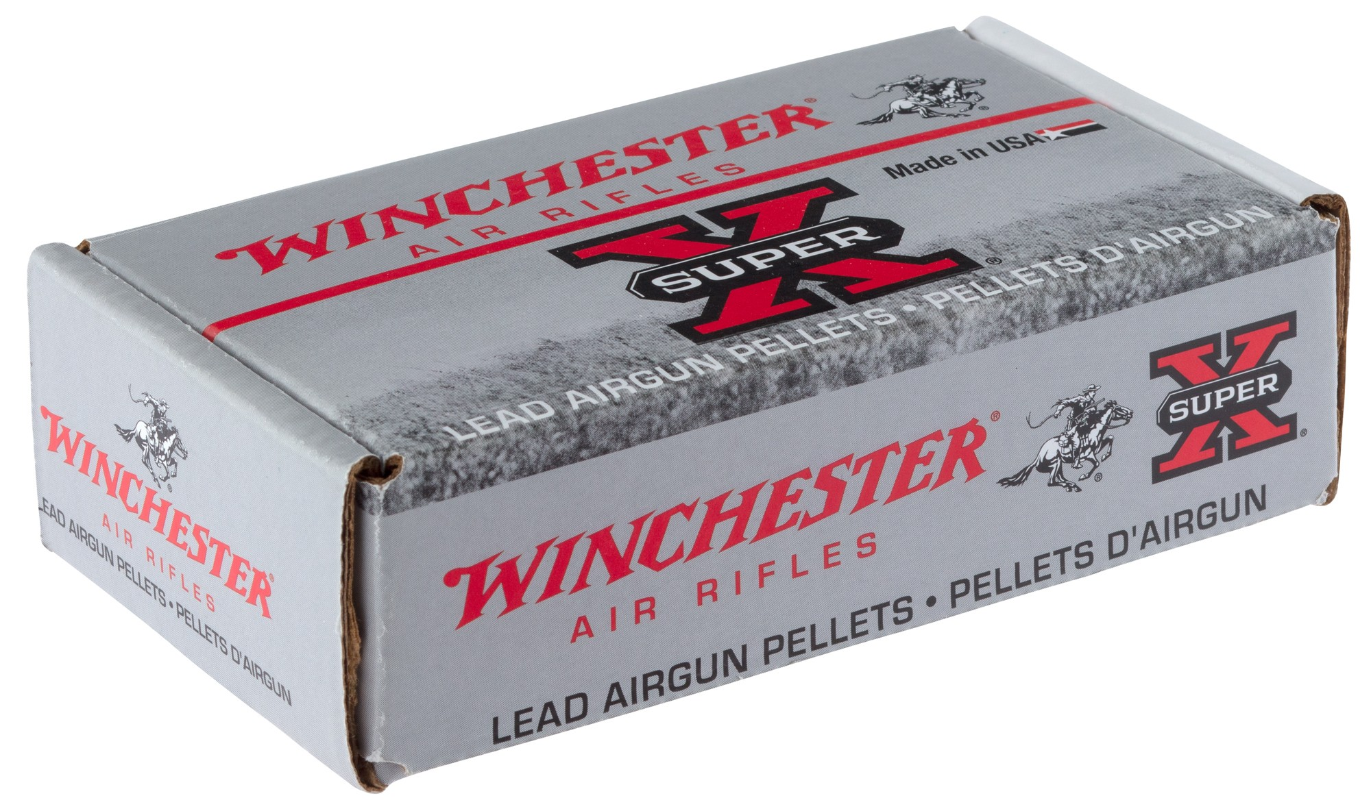 G3860-6 Plombs Winchester 9mm HP pour air comprimé - G3860