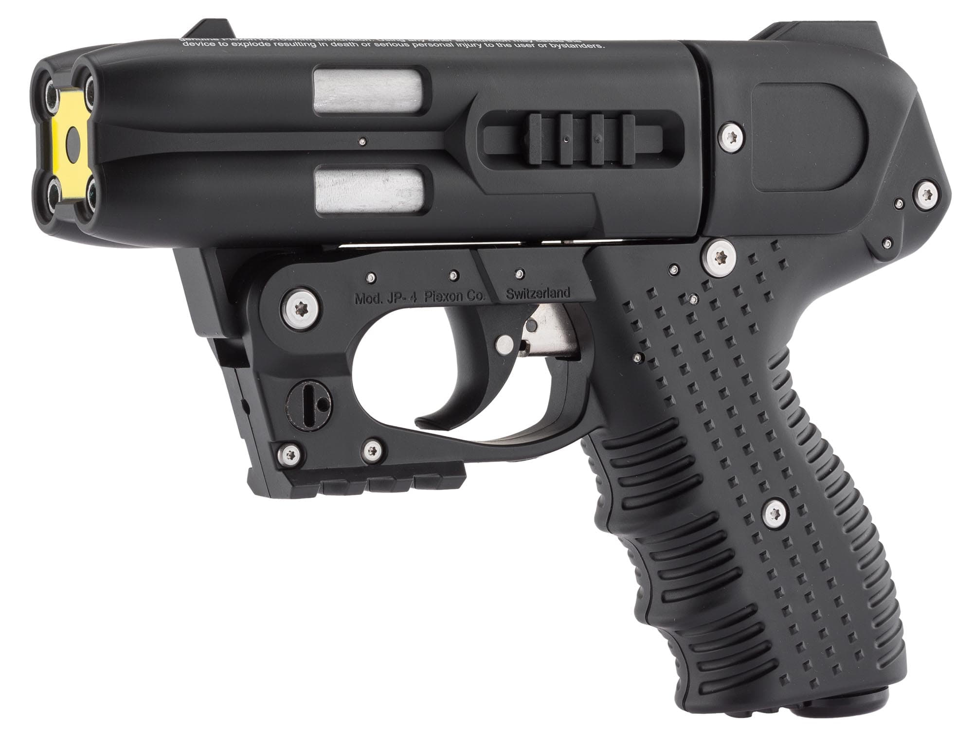 JPX151L-8-Jet JPX 4 Laser Noir Compact + 4 cartouches oc + Holster - JPX151L