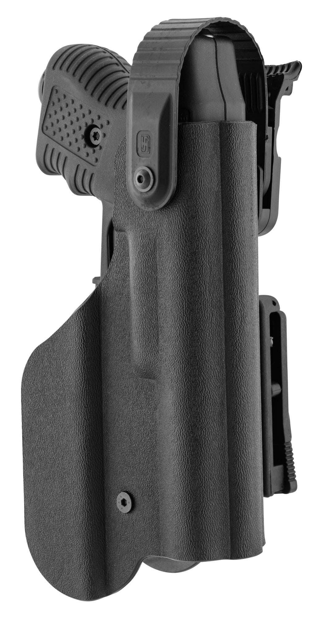 JPX390-4-Holster pour JPX - Kydex Paladin II avec lampe tactique - JPX400