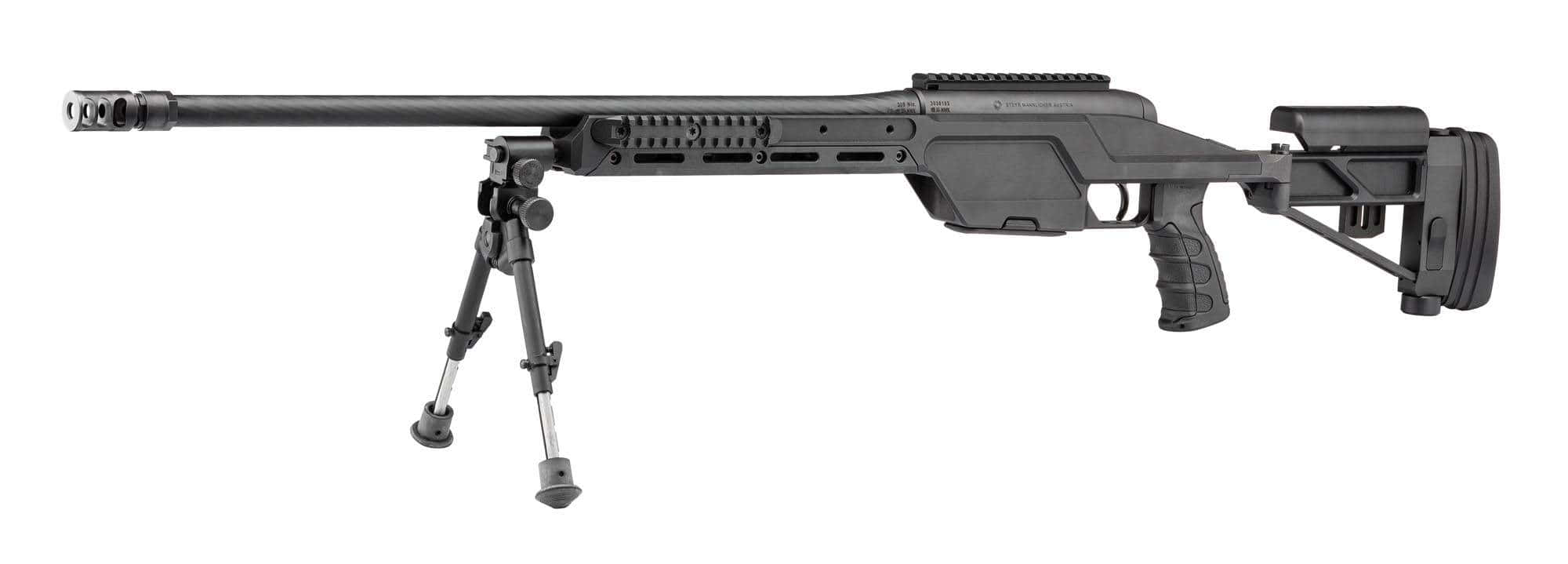 STEYR SSG08 Synt - Calibre 300 W - can 600 mm - SM813438L